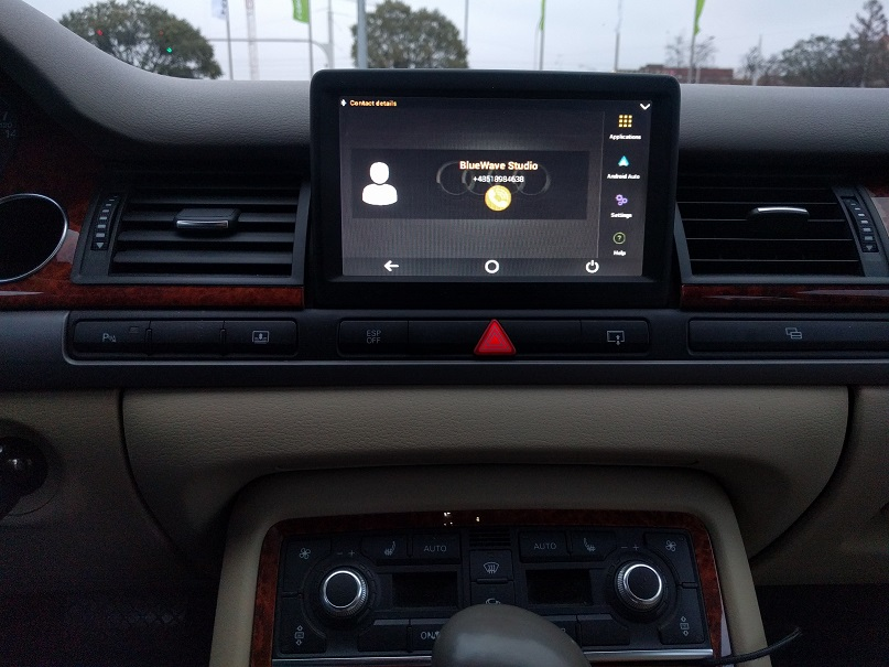 OpenAuto Pro 3 0 - custom head-unit solution - time for real