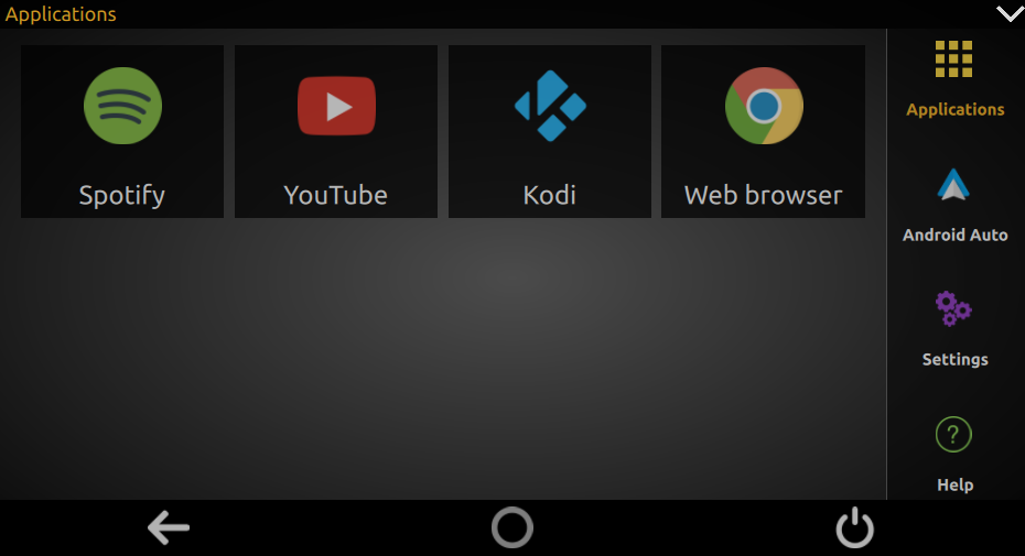 Raspberry Pi Android Auto - Premium Android
