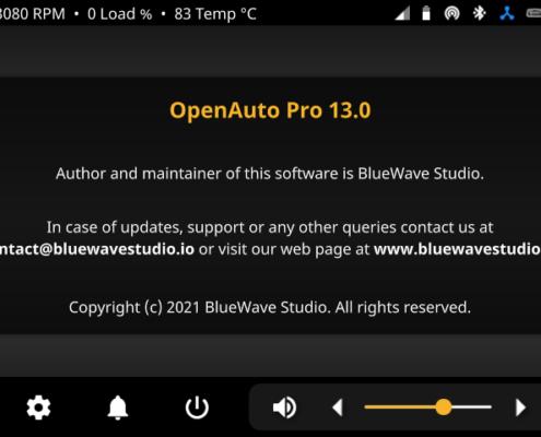 OpenAuto Pro 13