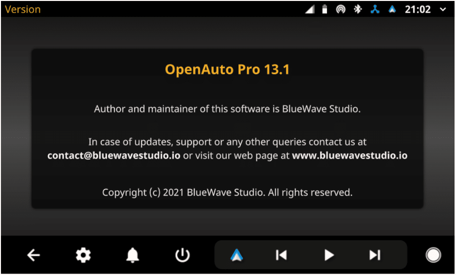OpenAuto Pro 13.1 is available